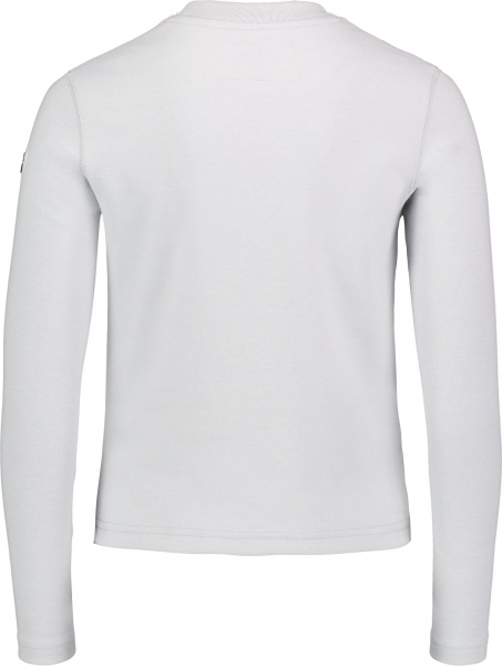 Bluza dama NORDBLANC FLIT Cotton Light grey melange 1