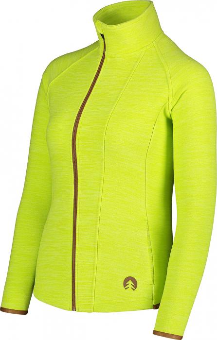 Bluza dama Nordblanc SILVERY Verde [2]