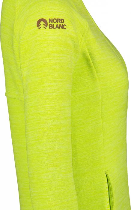 Bluza dama Nordblanc SILVERY Verde [3]