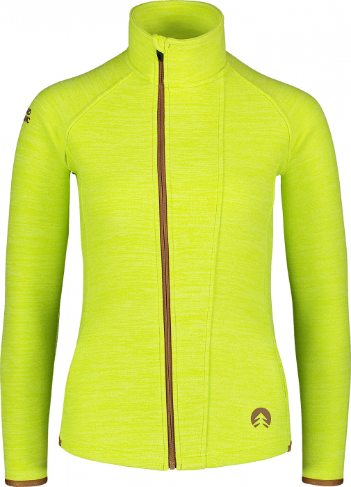 Bluza dama Nordblanc SILVERY Verde [0]