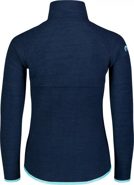 Bluza dama Nordblanc SILVERY Albastru [3]
