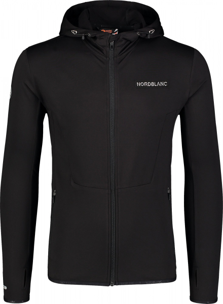 Bluza barbati Nordblanc SAPIENT power fleece Black [0]