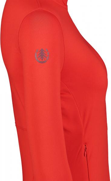 Bluza dama Nordblanc W PREFER power fleece Red 2