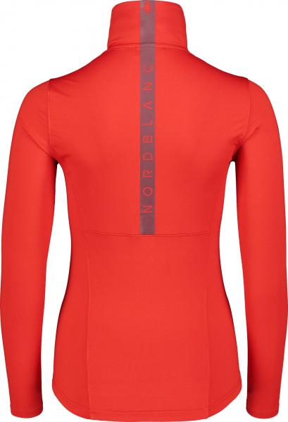 Bluza dama Nordblanc W PREFER power fleece Red 3