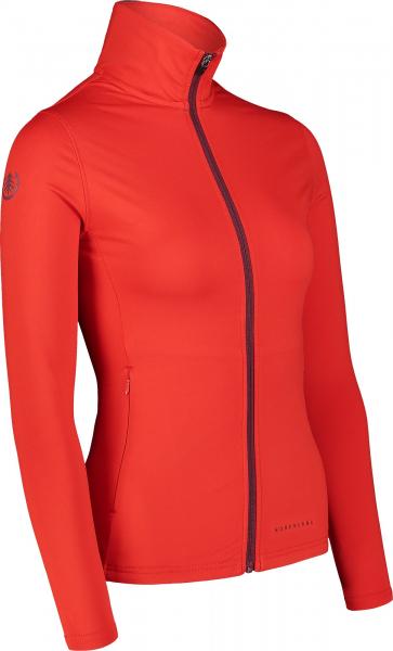 Bluza dama Nordblanc W PREFER power fleece Red 1