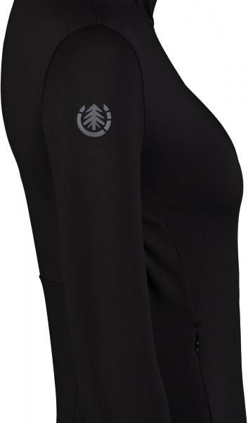 Bluza dama Nordblanc W PREFER power fleece Black 1