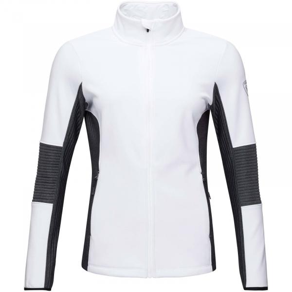 Bluza dama Rossignol W COURSE CLIM White 1