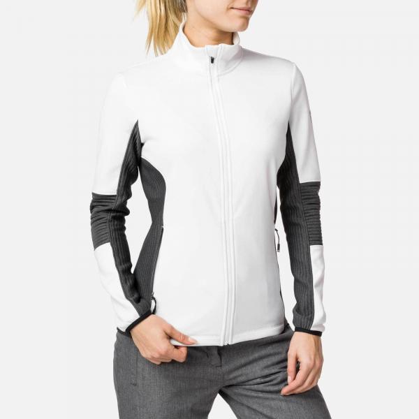 Bluza dama Rossignol W COURSE CLIM White 0