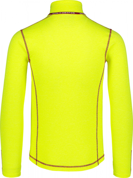Bluza barbati thermo Nordblanc TRIFTY Safety yellow 2