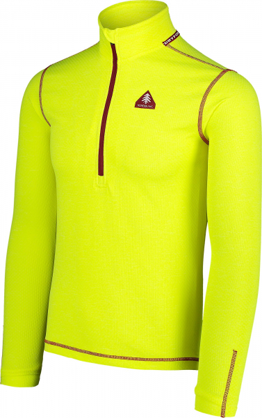 Bluza barbati thermo Nordblanc TRIFTY Safety yellow 1