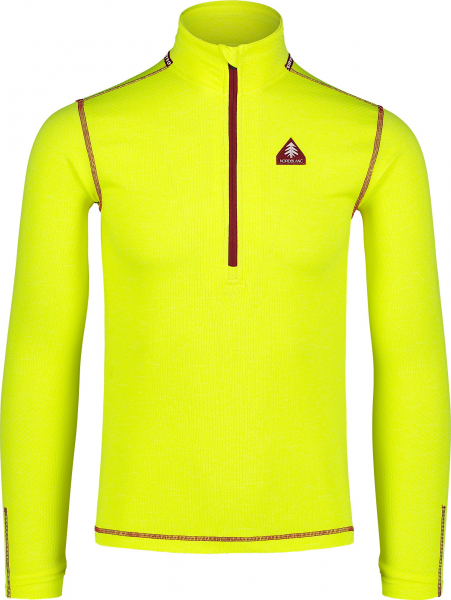 Bluza barbati thermo Nordblanc TRIFTY Safety yellow 0