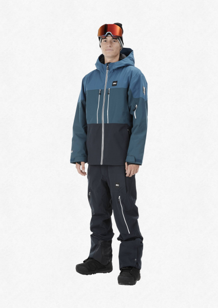 Geaca snowboard PICTURE Object Blue [4]