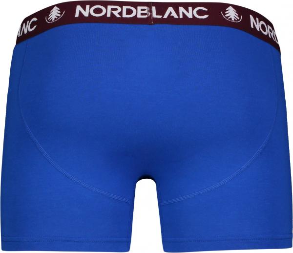 Boxeri barbati Nordblanc FIERY Strong blue 1