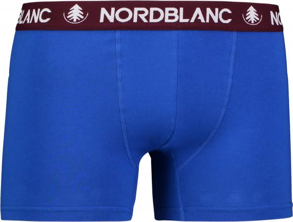 Boxeri barbati Nordblanc FIERY Strong blue 0