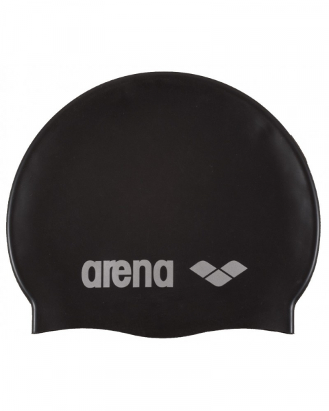 Casca inot Arena CLASSIC Silicone Black Silver [0]