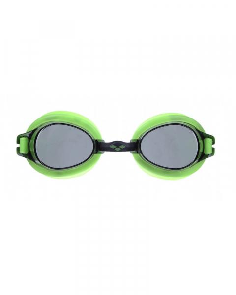 Ochelari inot copii Arena Bubble 3 JR Lime / Smoke 1