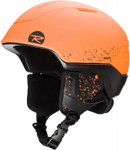 Casca schi copii Rossignol WHOOPEE IMPACTS LED Orange 0