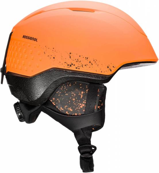 Casca schi copii Rossignol WHOOPEE IMPACTS LED Orange 4