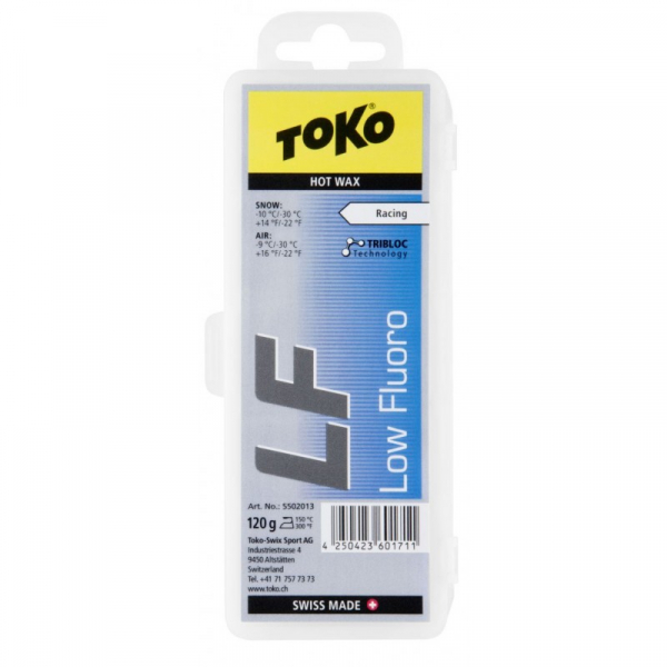 Ceara TOKO LF HOT WAX BLUE 120 g 0