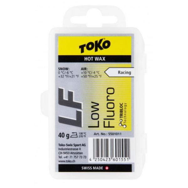 Ceara TOKO LF HOT WAX YELLOW 40 g 0