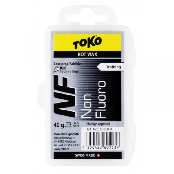 Ceara TOKO NF HOT WAX BLACK 40 g 0
