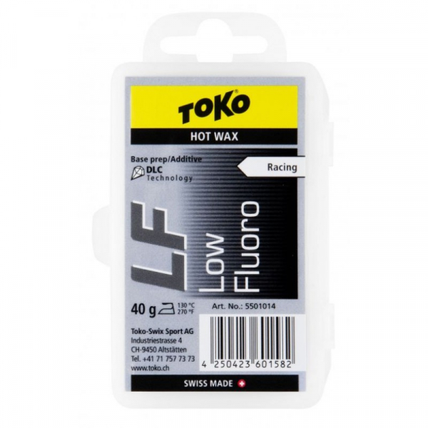 Ceara TOKO LF HOT WAX BLACK 40 g 0