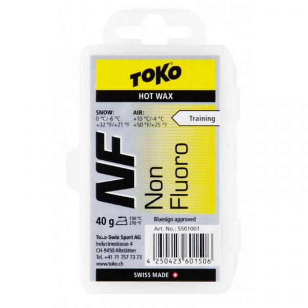 Ceara TOKO NF HOT WAX Yellow 40 g 0