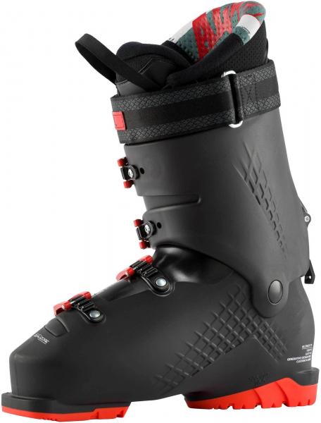 Clapari barbati Rossignol ALLTRACK 90 Black red 3