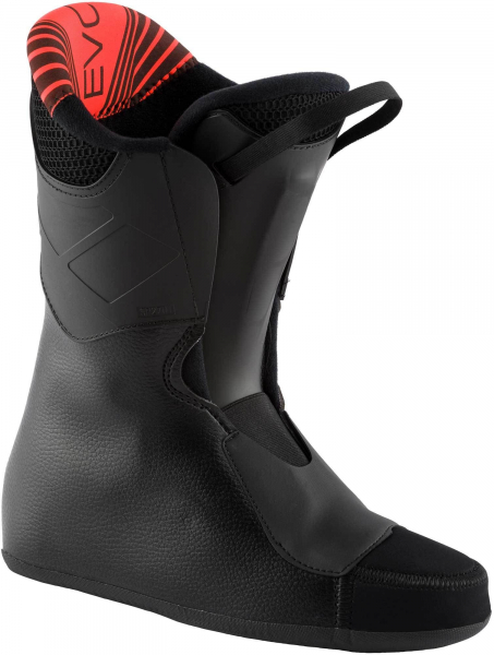 Clapari barbati Rossignol EVO 70 Black red 5