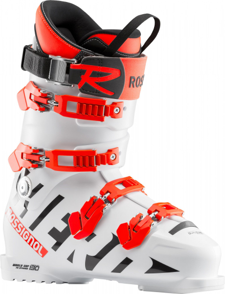 Clapari barbati Rossignol HERO WORLD CUP 130  MED White 0