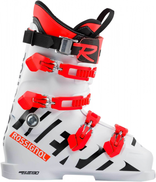 Clapari barbati Rossignol HERO WORLD CUP 130  MED White 1