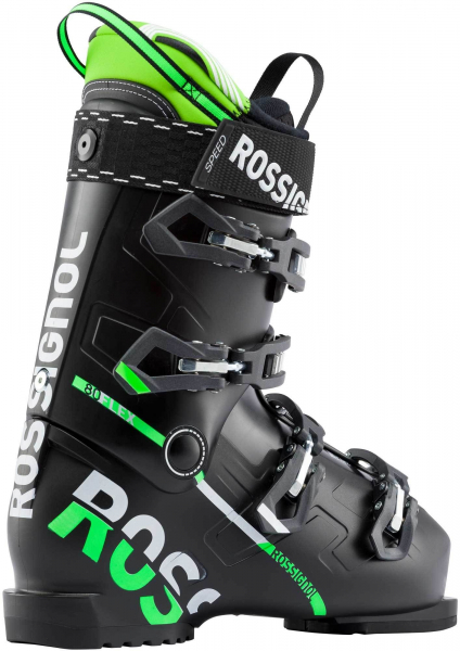 Clapari barbati Rossignol SPEED 80 Black green 1