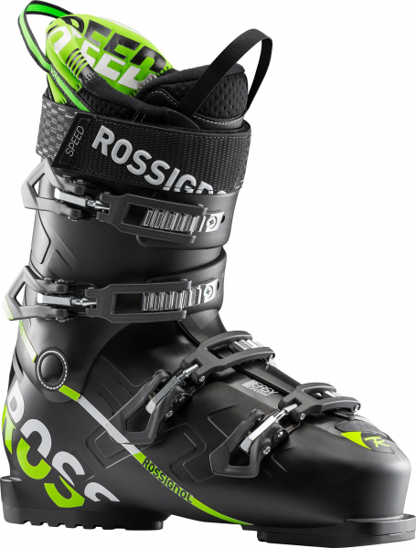 Clapari barbati Rossignol SPEED 80 Black green 0