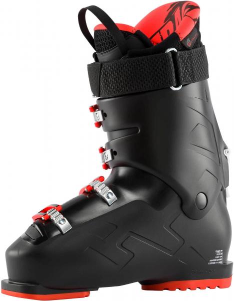 Clapari barbati Rossignol TRACK 80 Black red 2