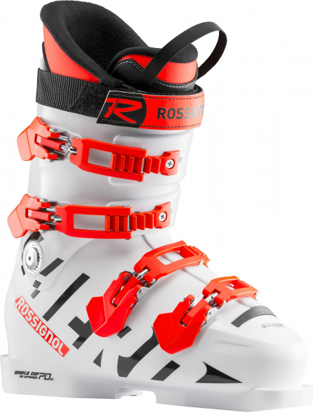 Clapari copii Rossignol HERO WORLD CUP 70 SC White 1