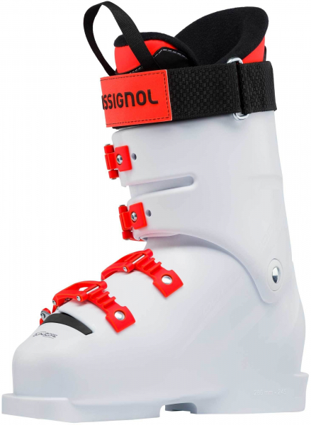 Clapari copii Rossignol HERO WORLD CUP 90 SC White 1