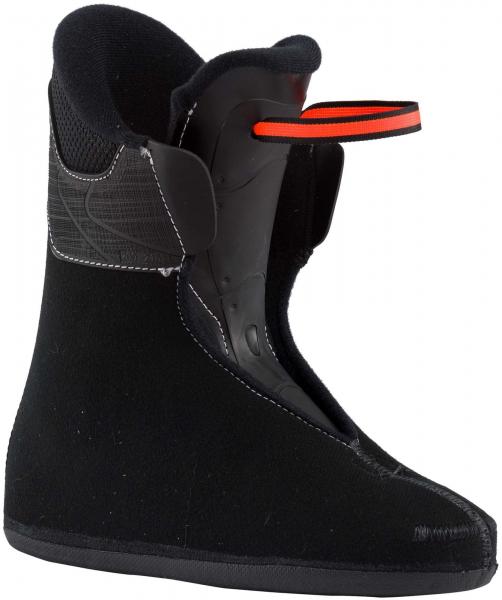 Clapari copii Rossignol COMP J3 Black red 3
