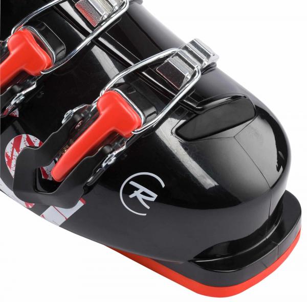 Clapari copii Rossignol COMP J3 Black red 4