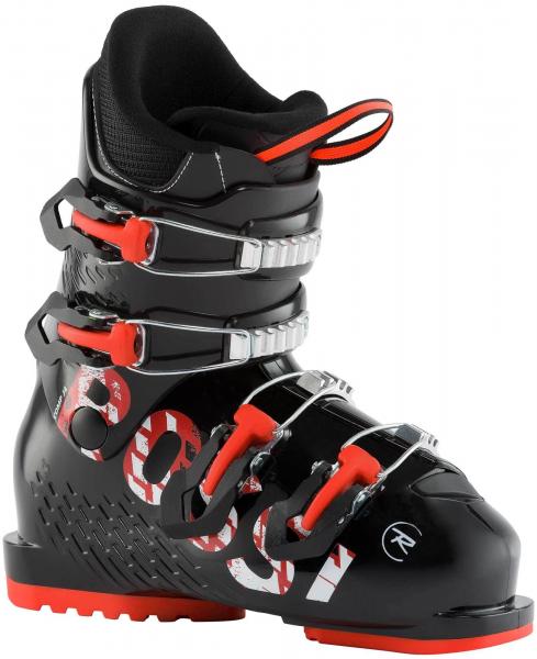 Clapari copii Rossignol COMP J4 Black Red [0]