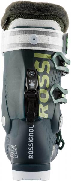 Clapari dama Rossignol ALLTRACK PRO 100 W-Dark green 3