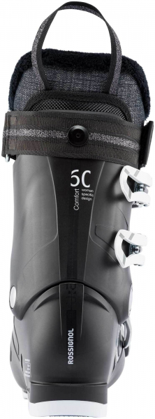 Clapari dama Rossignol PURE COMFORT 60 Black 2