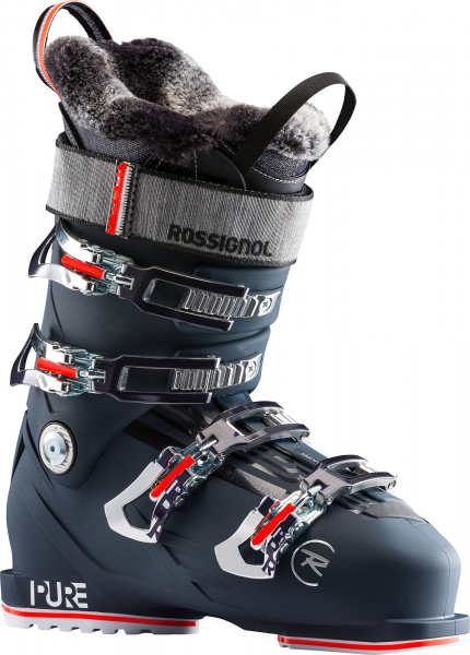 Clapari dama Rossignol PURE ELITE 120 Blue black 0
