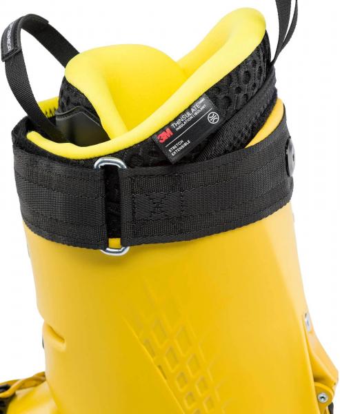 Clapari de tura Rossignol ALLTRACK ELITE 130 LT-Sulfur yellow [13]