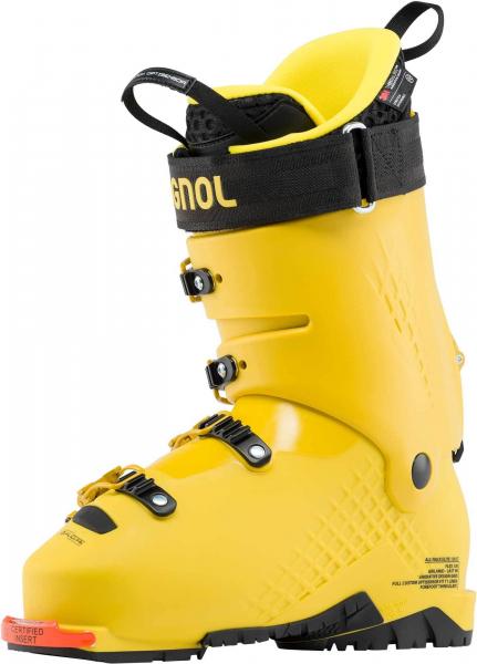 Clapari de tura Rossignol ALLTRACK ELITE 130 LT-Sulfur yellow [4]