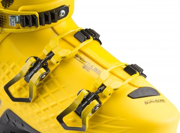 Clapari de tura Rossignol ALLTRACK ELITE 130 LT-Sulfur yellow [8]