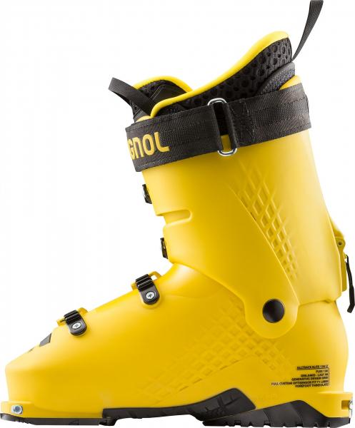 Clapari de tura Rossignol ALLTRACK ELITE 130 LT-Sulfur yellow [5]