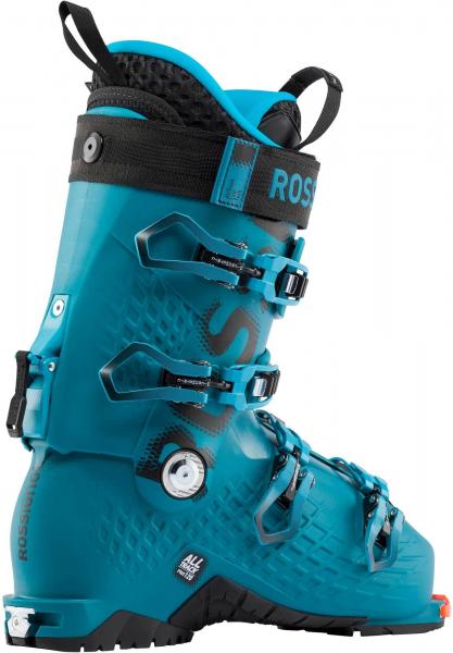 Clapari de tura Rossignol ALLTRACK PRO120 LT-Petrole blue 1