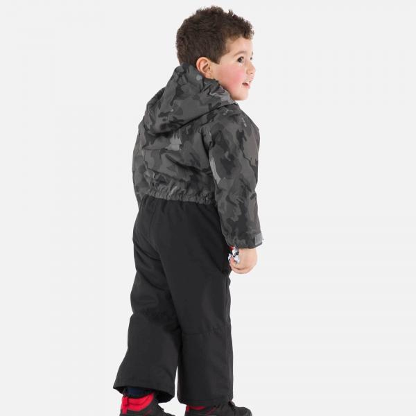 Combinezon copii Rossignol KID FLOCON Camo grey 1