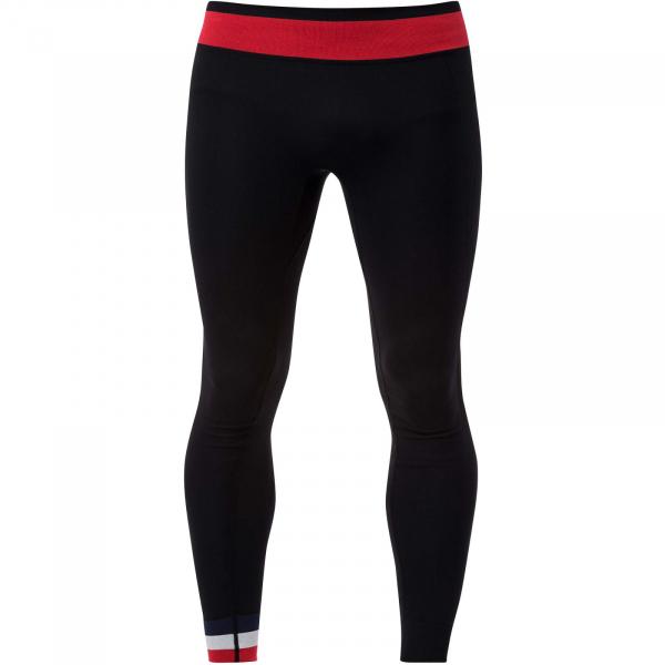 Pantaloni first layer barbati Rossignol DROITE UNDERWEAR TIGHT Black 0