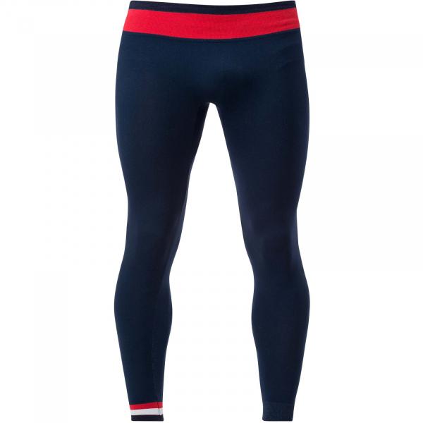 Pantaloni first layer barbati Rossignol DROITE UNDERWEAR TIGHT Dark navy 0